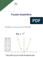 a Grafico Da Funcao Quadratic A
