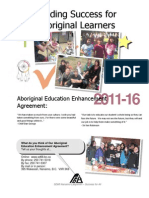 Building Success for Aboriginal Learners