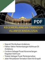 Minggu 6 - Kecemerlangan Tamadun Islam Di Andalusia