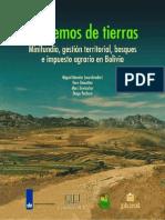 Hablemos de Tierras - Los desafíos de las políticas para adoptar la multifuncionalidad en la gestión de los bosques y paisajes forestales en Bolivia
