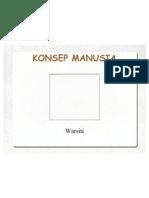 KONSEP MANUSIA