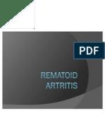 Rematoid Artritis