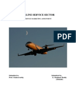 Airline Service Sector