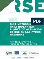 Guía Planes Actuación e Implementación RSE Pymes