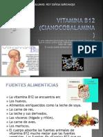 Expo Vitamina b12