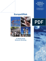 Europe @ Risk Report 2008