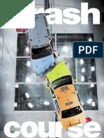 Simulacion de Colision Con Tecnologia Avanzada ABB Laser