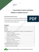 Situacion en Salud Puerto lOPEZ 3 TRI 2011 - Copia