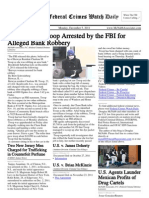 December 5, 2011 - The Federal Crimes Watch Daily