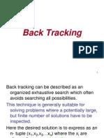 6 Back Tracking