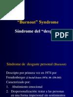 6 Burnout Syndrome (Dr de Romedi)