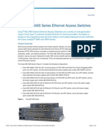 Datasheet CISCO