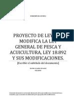 Proyecto de Ley Ltp y Otros Cnp 01 11 111
