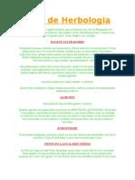 Guia de Herbologia