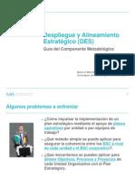 Des - c - Gua - Despliegue y to Estratgico - Presentacin - 2011 03 19