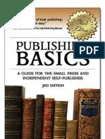 Publishing Basics eBook v3