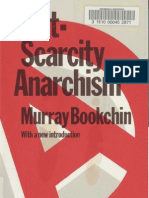 Murray Bookchin -Post Scarcity Anarchism