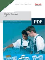Didactic Teachware 4.0 - REXROTH
