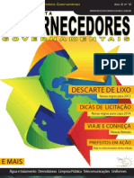 Revista Fornecedores Governamentais 10