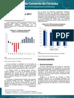 Informe de Coyuntura Junio 2011