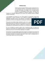 DEFINICIÓN DE SOCIEDAD
