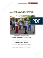 4to Informe de Gobierno Municipal de Brisenas Michoacan