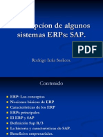 Descripcion de Algunos Sistemas ERPs