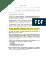 TALLER Nº 1 - PROBLEMAS DE CINEMATICA Y DINAMICA