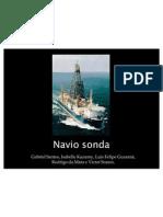 Navios sonda