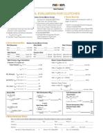 Application Engineering Data