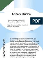 Acidosulfurico