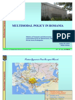 Romania Europen Corridors Mt 2011