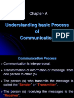 Basic Communication Process