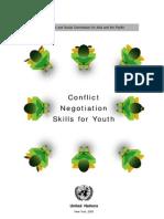 Conflict Negotiation Skills Youth UNESCAP