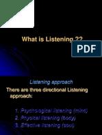 Listeng Skill