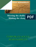 Social Responsibility