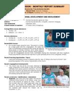 Mission Report  Nov 2011