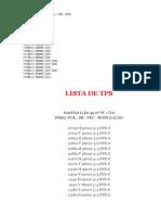 Tps Satélite Intelsat 11