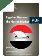 Egyptian Democracy and the Muslim Brotherhood