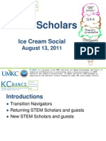 Ice Cream Social Power Point 2011