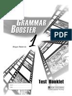 Grammar Booster 1