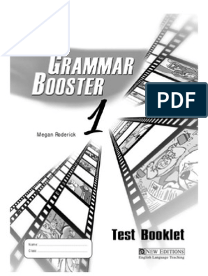 Free: Paper-based sample test