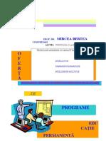 Pachet Oferta Formare Educatie Permanent A
