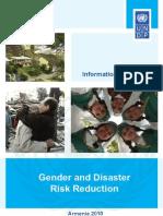 Gender DRR Information Booklet Eng