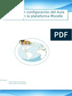 manual de configuración en Aula virtual