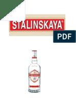 Tehnici Promotion Ale - Marca Stalin Ska Ya