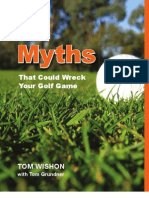 12 Myths That Could Wreck Your Golf Game