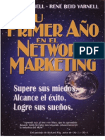 Su Primer Ano en El Network Marketing - Mark Sharnell