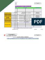 Comunicación Horarios Dosa 17-12-11