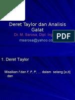 mn2 - deret taylor